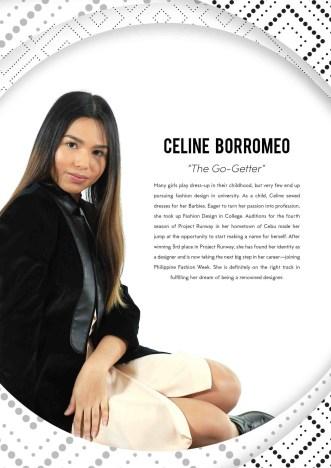 Celine Borromeo