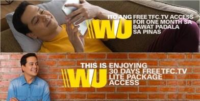TFC - Western Union tie-up