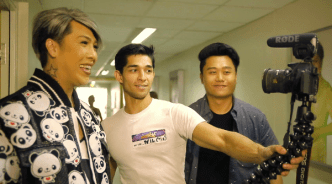 Will with Vice Ganda
