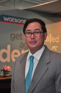Danilo Chiong - Director for Watsons Trading Health