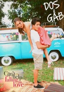 "KathNiel stars in ""Can't Help Falling in Love"""