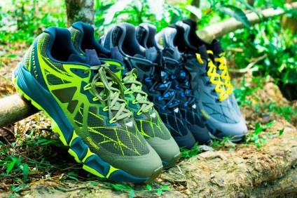 Check out the full collection of the Agility Peak Flex for men