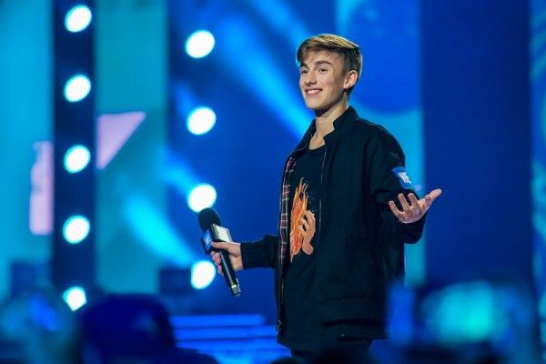 Johnny Orlando Height, Weight, Age, Measurements, Net ...