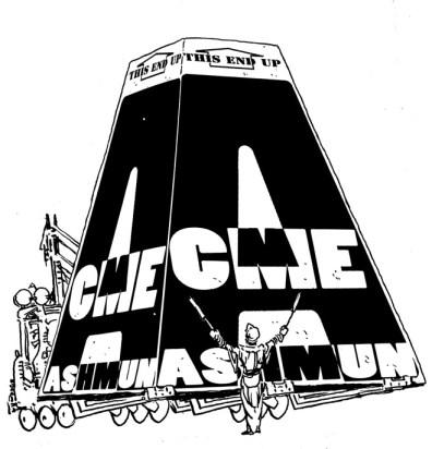Acme-Ashmun Force Shields