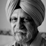 Jimmy Shergill father Satyajeet Shergil