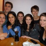 Isabelle Kaif with her brother and sisters