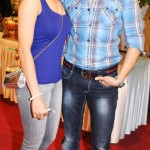 Apurva Agnihotri with his wife