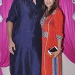 Rajneesh Duggal with his wife Pallavi Duggal