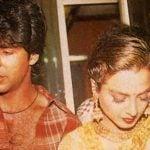 Rekha dated Akshay Kumar