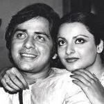Rekha with Vindo Mehra