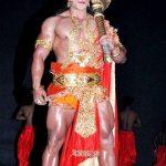Nirbhay Wadhwa as Lord Hanuman