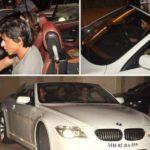 Shahrukh Khan BMW 6 Series