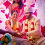 Dinesh Karthik and Deepika Pallikal - Hindu wedding