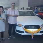 Subhash Ghai's Car