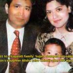 Alisha Chinai's Parents