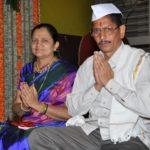 Jyoti Malshe Parents