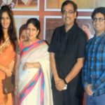 Ujjwal Nikam with Family