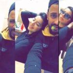 Garry Sandhu with Jasmine Sandlas