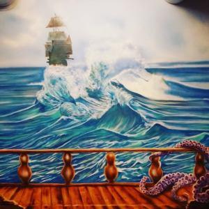 Piracka łajba -  statki i jachty