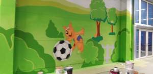 sport, vector decorations for kids