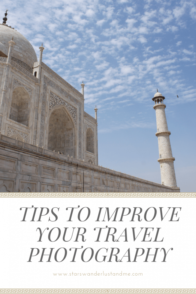 tips to improve your travel photography pinnable