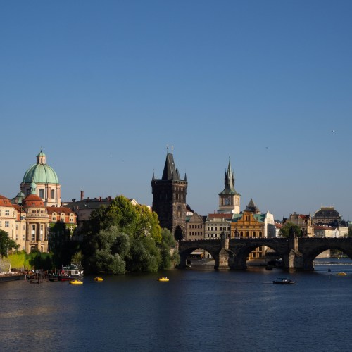 Tips for visiting Prague for the first time