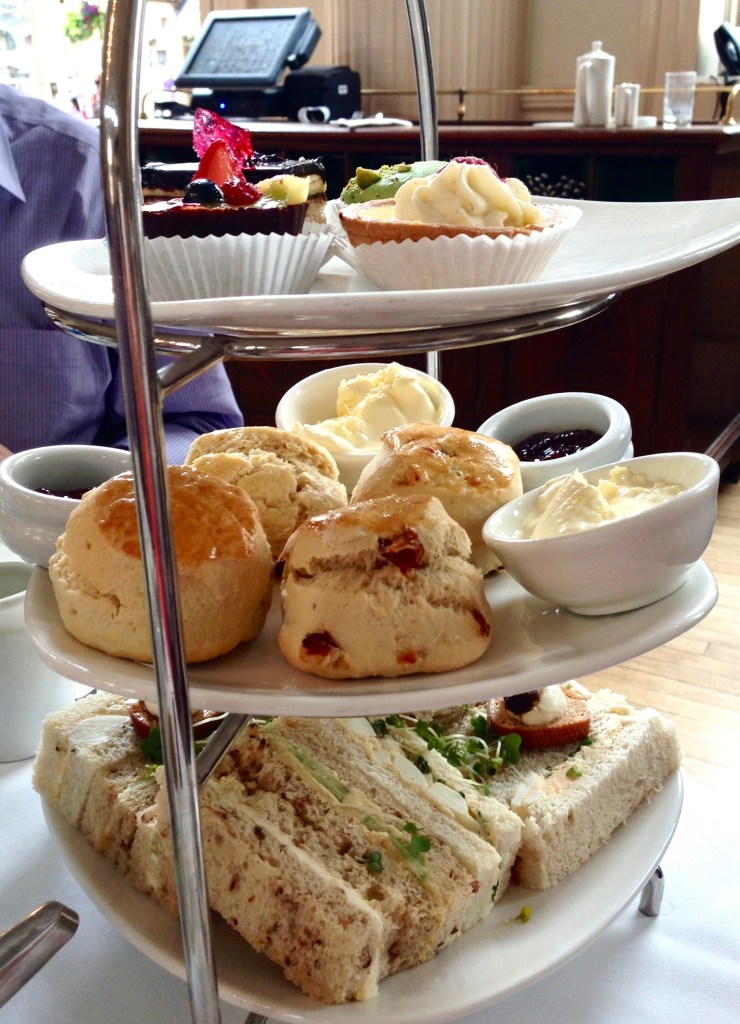 afternoon tea london travel guide