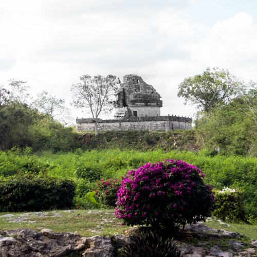 Review of the Mayaland Hotel, Chichen Itza