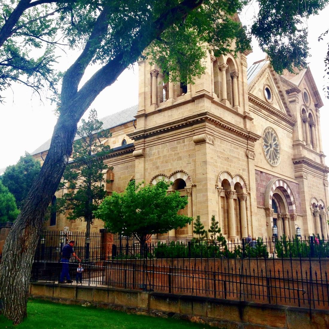 Santa Fe St Francis Cathedral