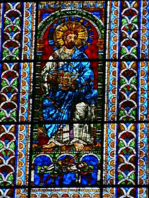 Strasbourg Cathedral Windows