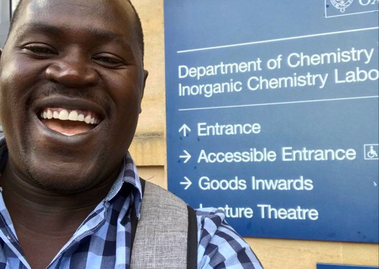 My story: from Kenyan villager to international researcher tackling energy and climate challenges