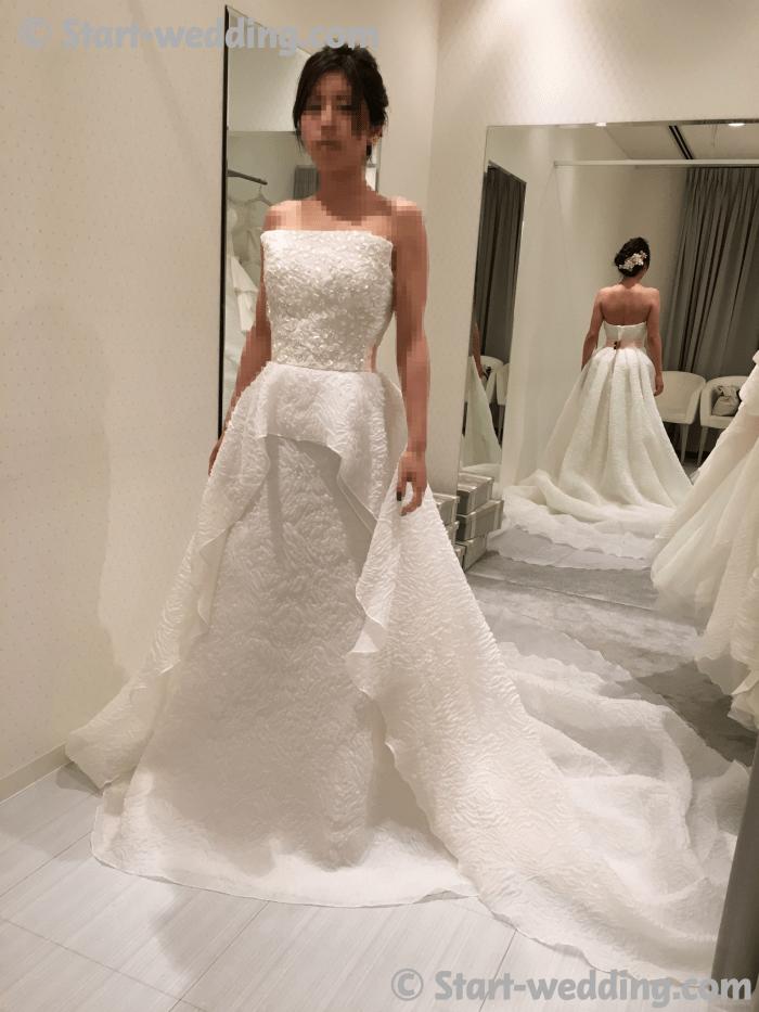 アンヘルサンチェスのドレス