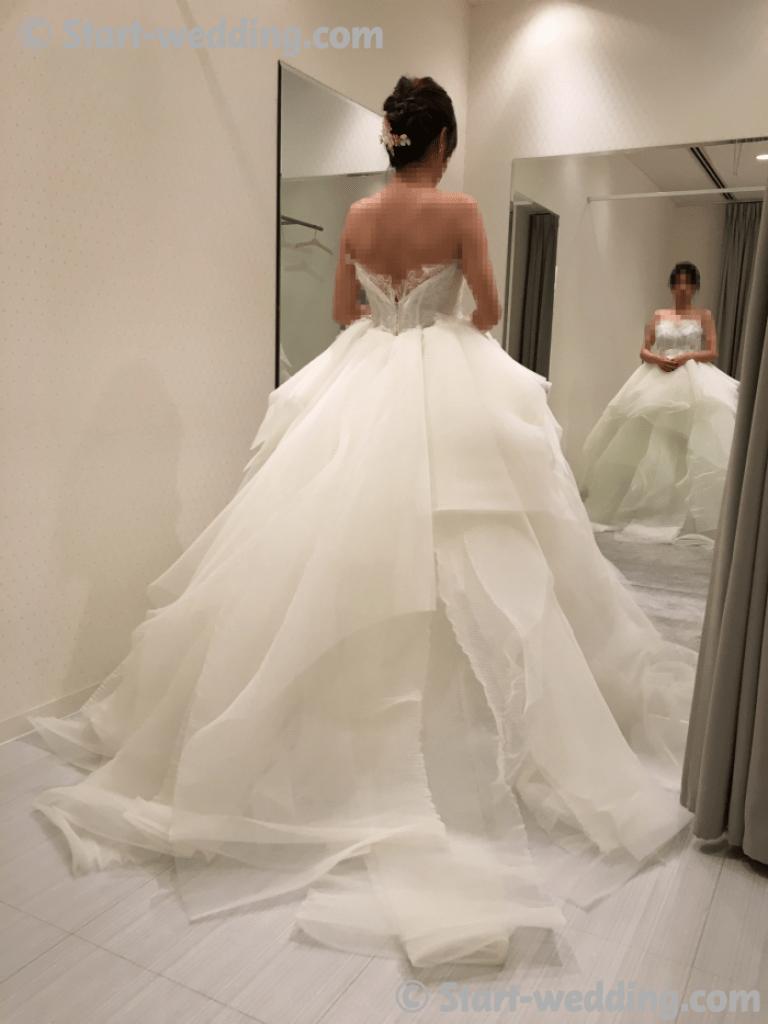 アントニオリーヴァのドレス