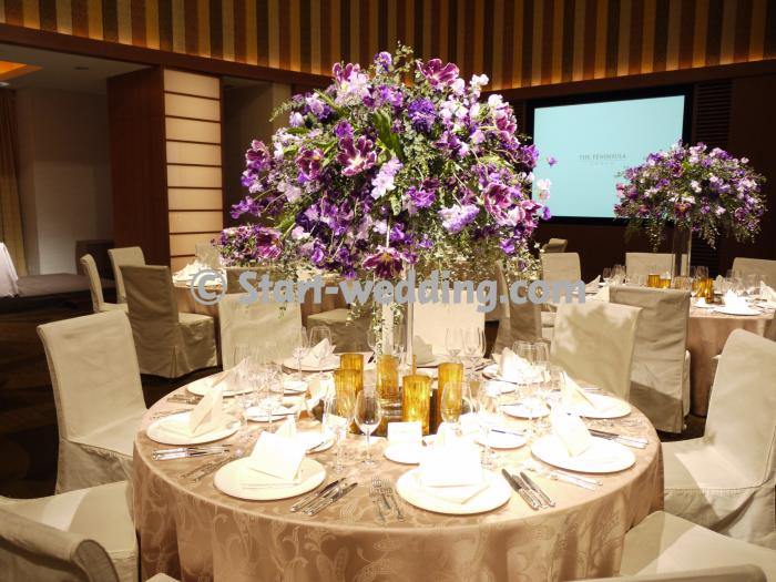 節約術 格安で見栄えのいいテーブル装花のポイントは プロが