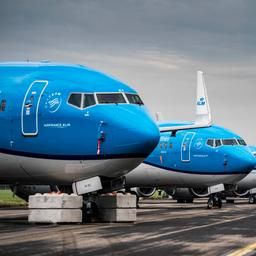 KLM ziet geen veiligheidsrisico's en blijft over Belarus vliegen