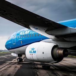 KLM vermijdt het luchtruim boven Afghanistan
