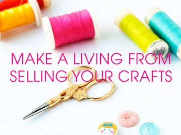 Tips for selling crochet items 1 where to sell your for Crochet crafts that sell well