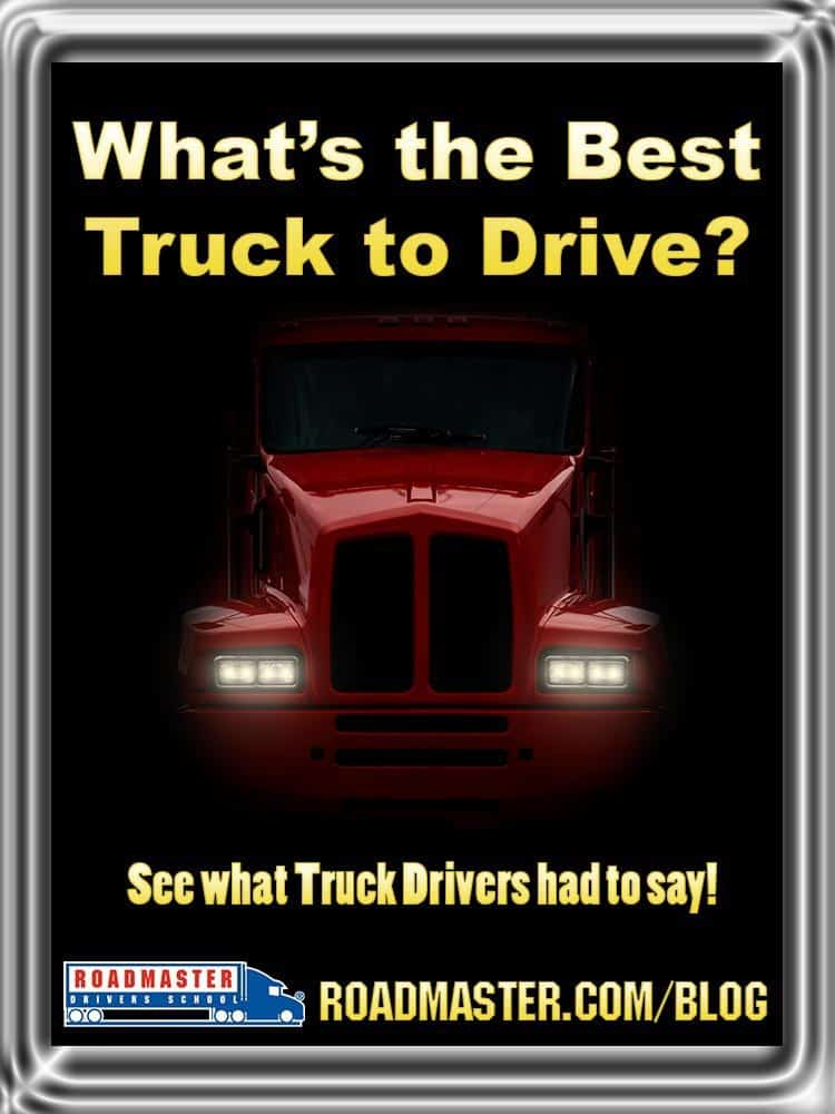 learn how to drive a truck