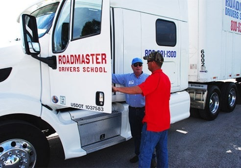 how to train for your class a cdl while working a regular job roadmaster drivers school. Black Bedroom Furniture Sets. Home Design Ideas