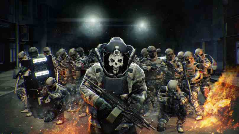 5 Reasons Why You Keep Dying in PAYDAY 2