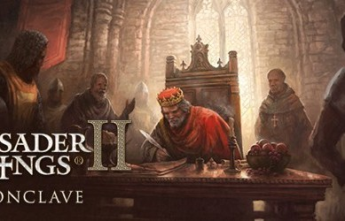 'Crusader Kings II: Conclave' expansion revealed