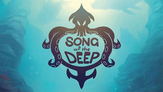 Insomniac, GameStop team up with 'Song of the Deep'
