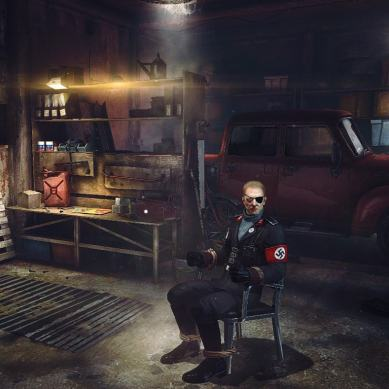 What in Tarnation?: Why Killing Nazis in Wolfenstein is Apparently Controversial
