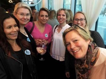 Grym premiär av StartUp Bar Uppsala!
