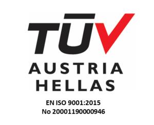 ISO 9001:2015 CERTIFICATE - STARTBIO
