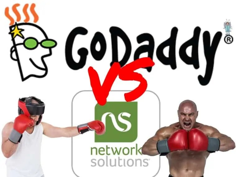 GoDaddy vs Network Solutions