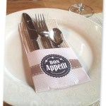 Diy Bestecktaschen Falten Fur Das Perfekte Dinner S T Art Cards