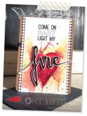 DIY_Karte_Valentinstag_basteln_handmade_valentine_card_aquarell_come_on_baby_light_my_fire
