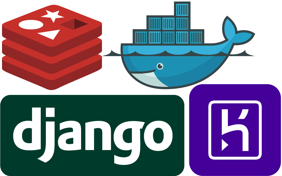 Redis, Docker, Django, and Heroku