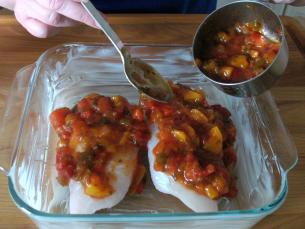 How to: Fish > Start Cooking